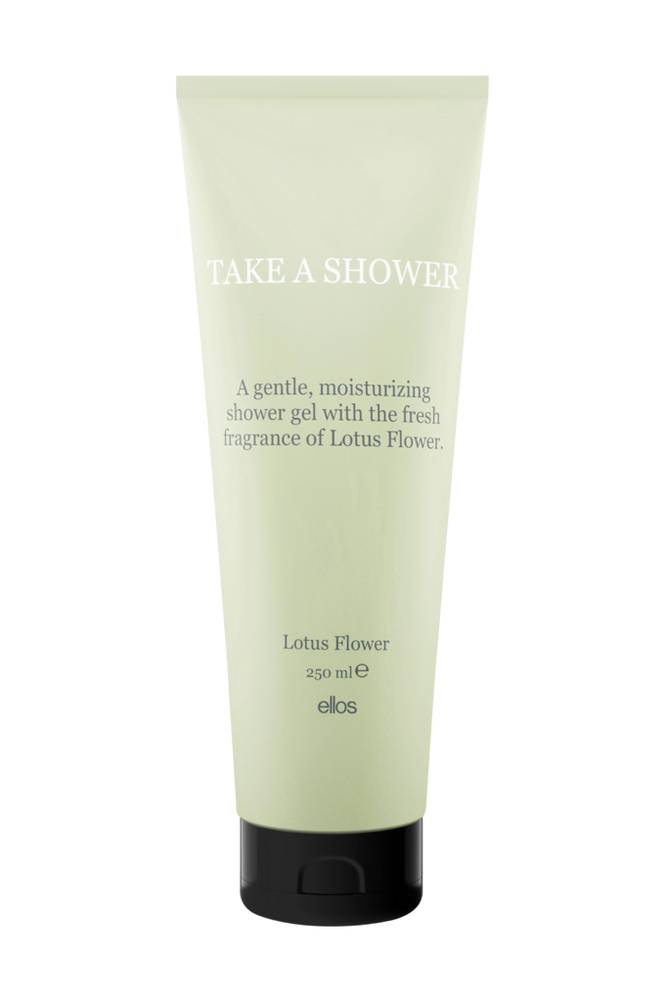 Beauty by Ellos Take A Shower   Lotus Flower Shower Gel 250 ml