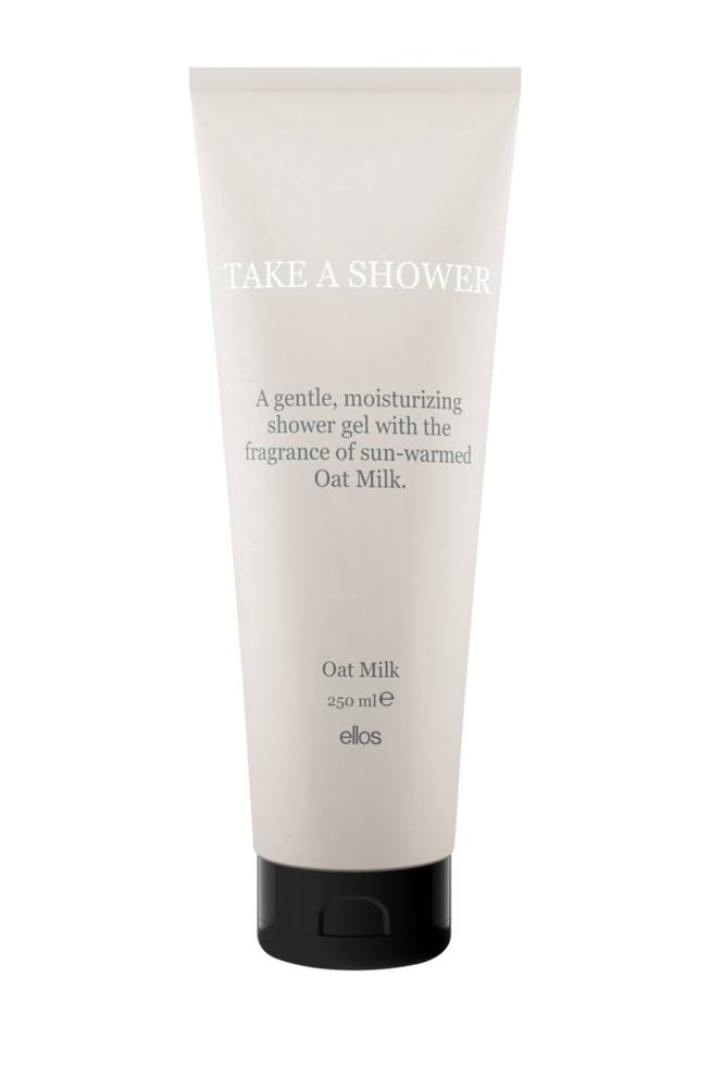 Beauty by Ellos Take A Shower   Oat Milk Shower Gel 250 ml