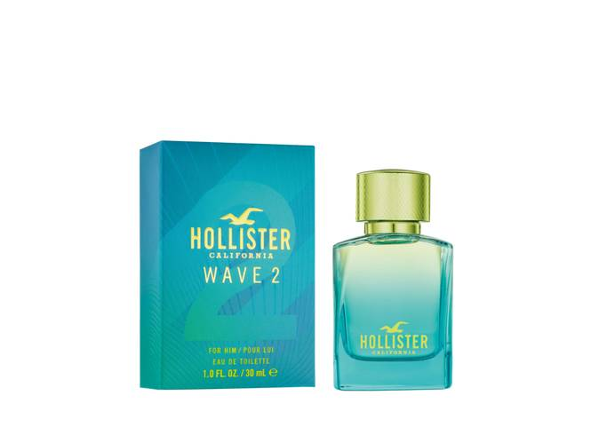 Hollister WAVE 2 FOR HIM 30 ML