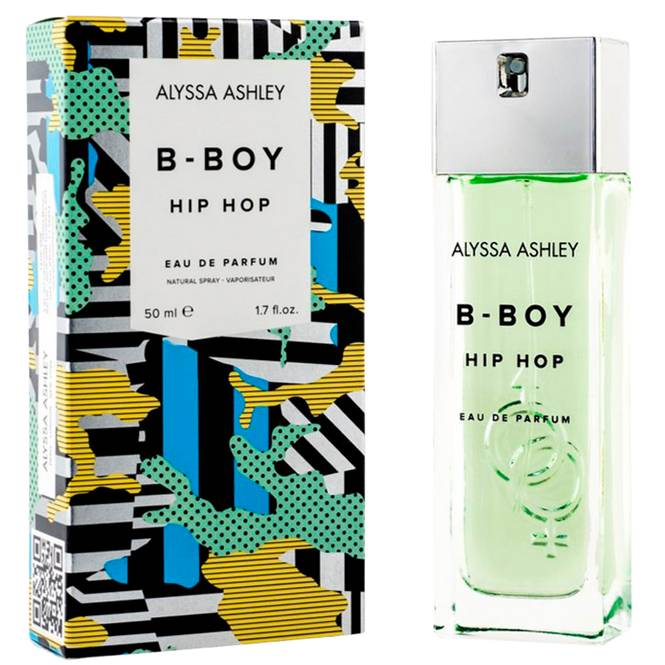 Alyssa Ashley B-Boy Hip Hop Edp 50 ml
