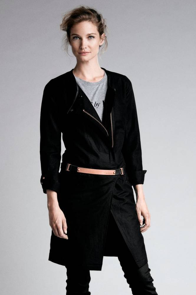 CLOSE by DENIM The Elongated Jacket