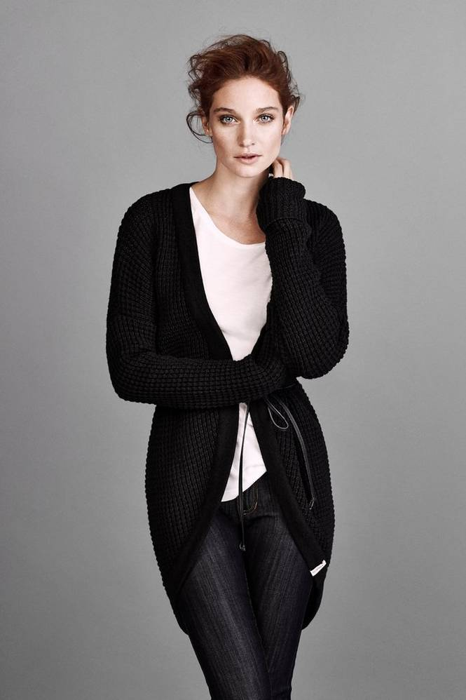 CLOSE by DENIM The Heavy Knitted Cardi