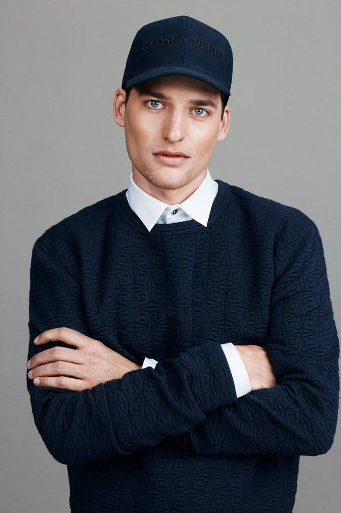 CLOSE by DENIM The Quilted Sweater