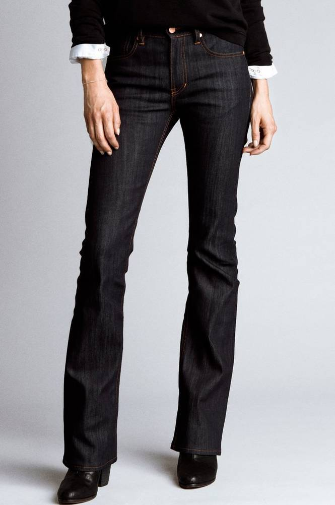 CLOSE by DENIM The Flare Jean