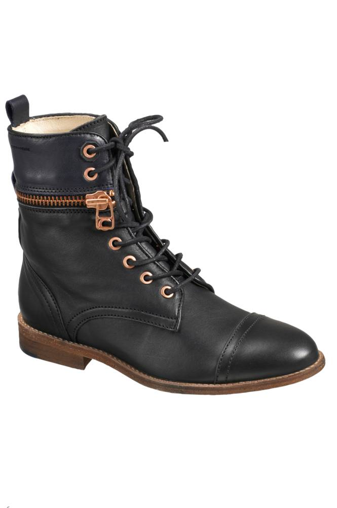 CLOSE by DENIM The Lace Up Boot
