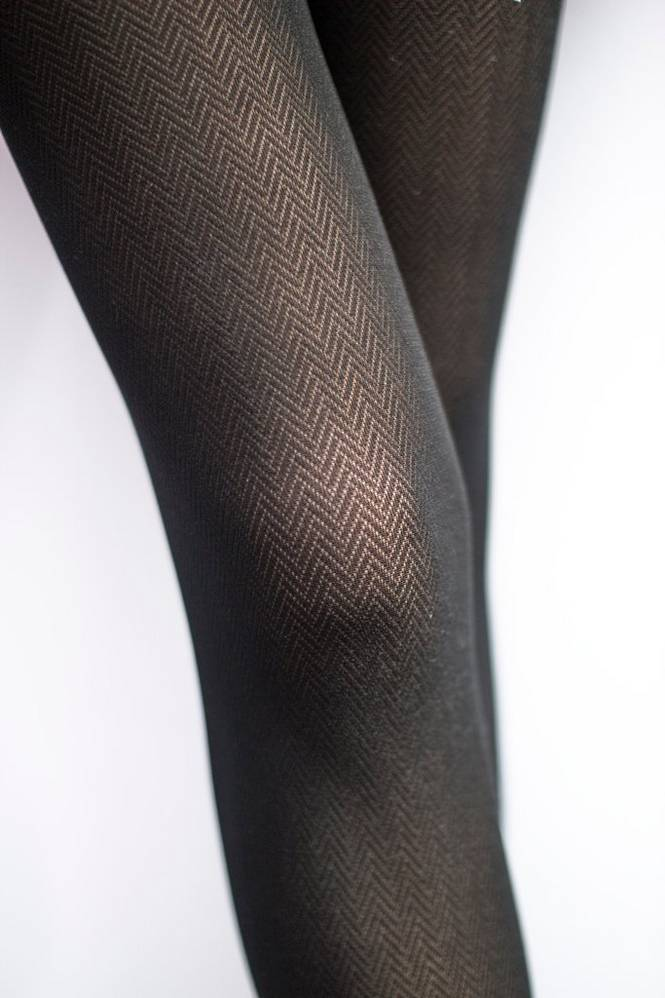 Swedish Stockings Nina Fishbone -sukkahousut, 40 den