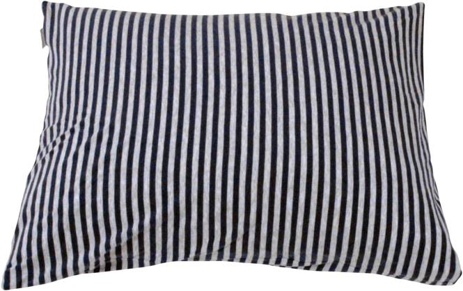 Navy Stories Stripe-tyynyliina