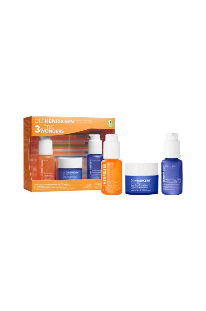 Ole Henriksen Sets & Promos 3 Little Wonders
