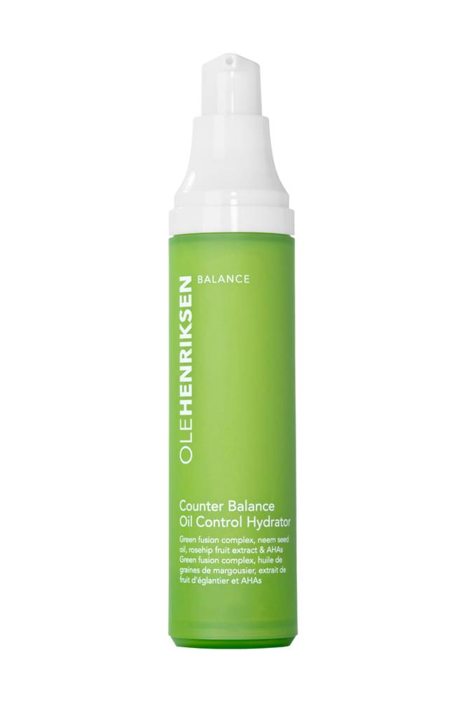 Ole Henriksen COUNTER BALANCE OIL CONTROL HYDRATOR 50 ML - CONTROLS OIL, MATTIFIES, REFINES