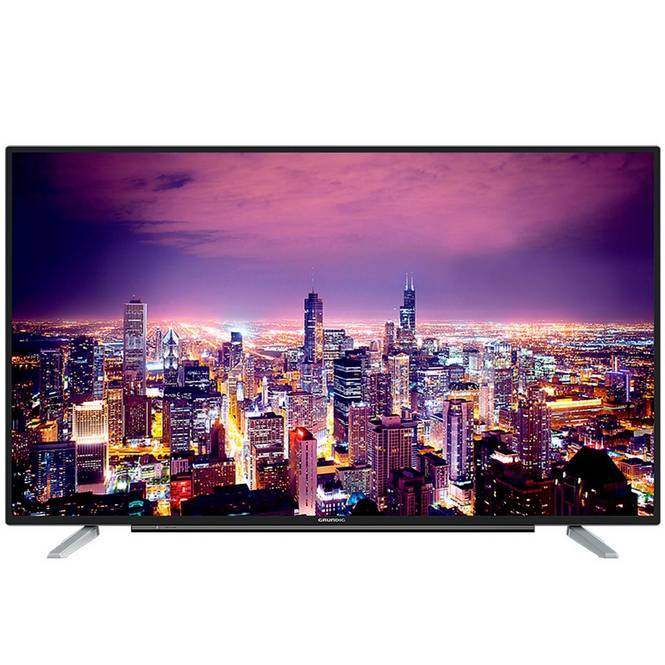 "Grundig 40"" LED TV UltraHD VLX7730BP"