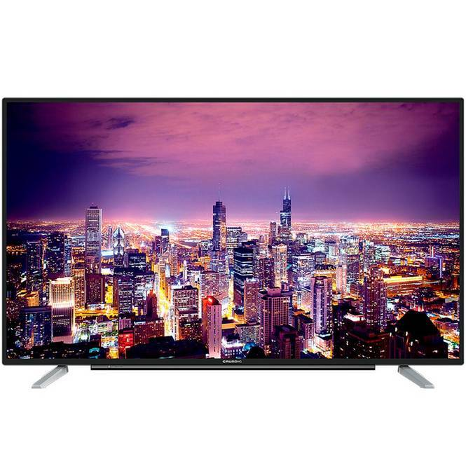 "Grundig 55"" LED TV UltraHD VLX7730BP"