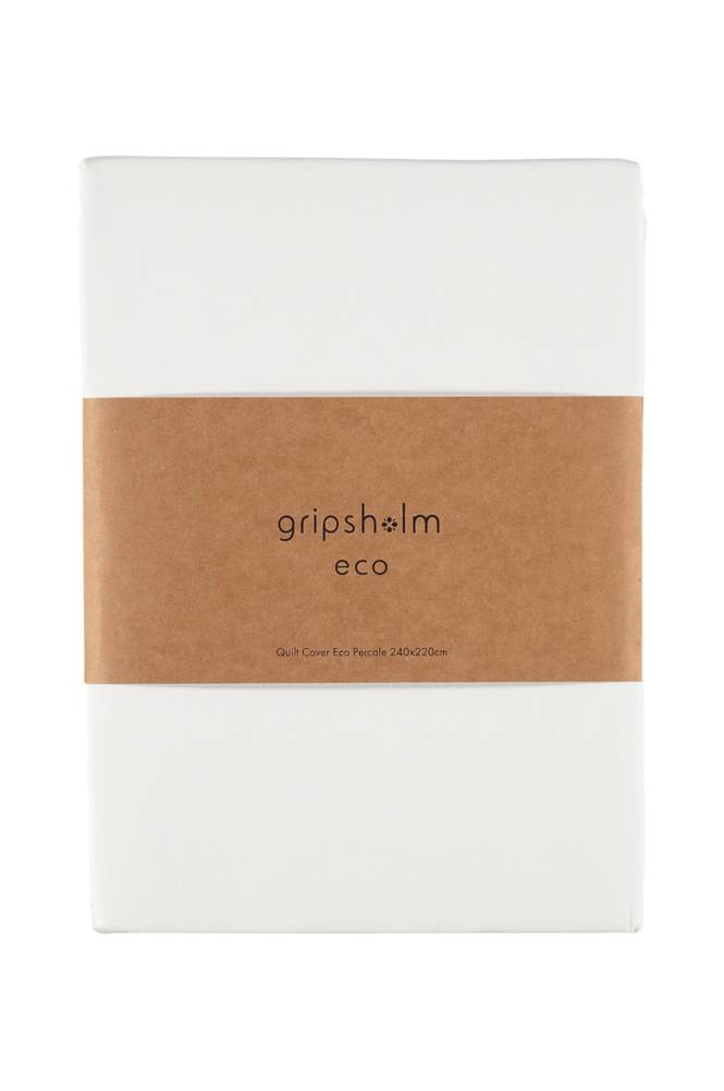 Gripsholm Selma Eco Percale -pussilakana
