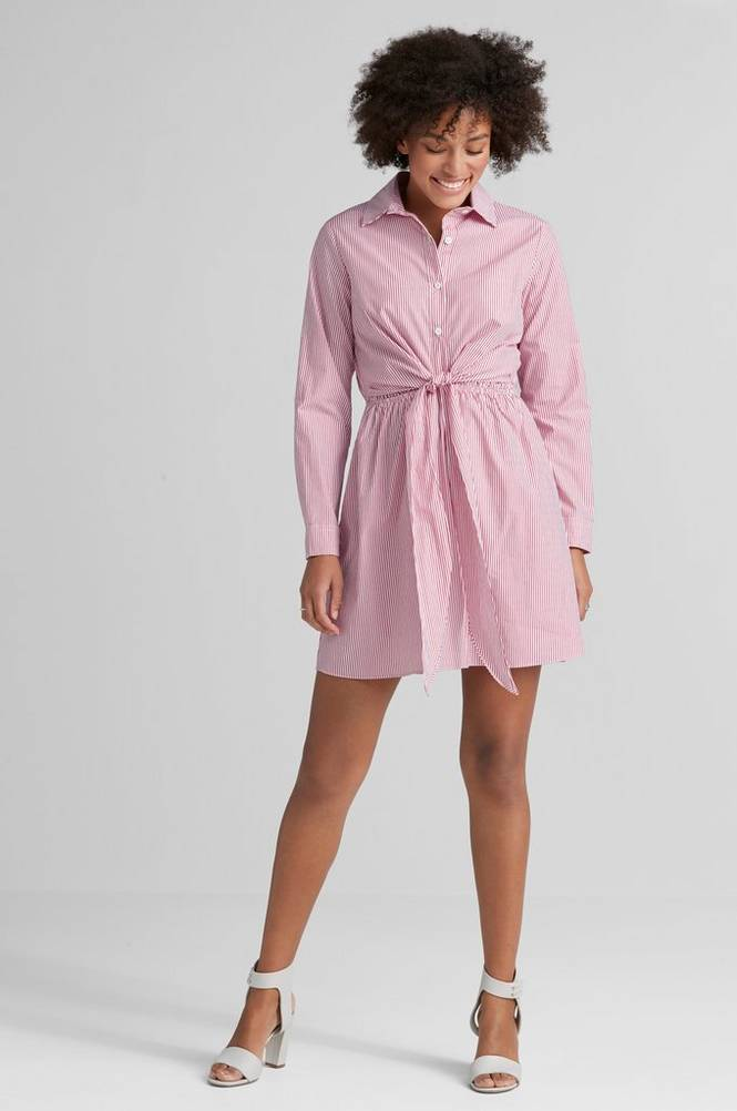 By Malina Nella Shirt Dress -paitamekko