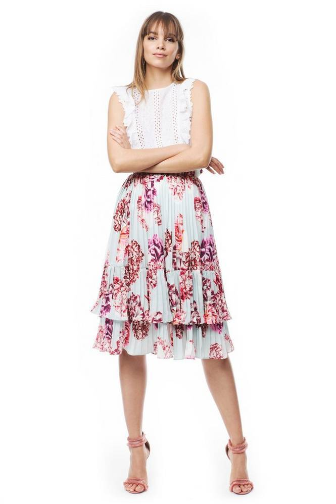 By Malina Anabelle Skirt -hame