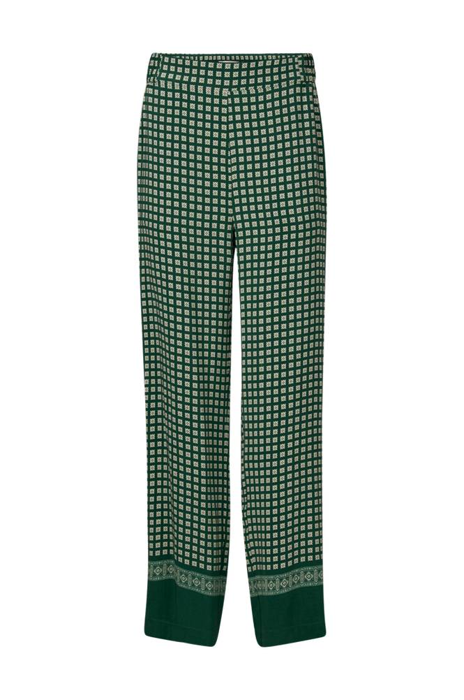 Second Female Boxy Trousers -housut