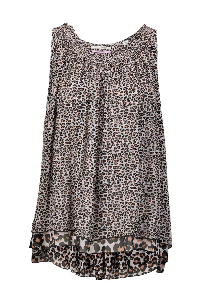 Scotch & Soda Hihaton Animal Print -toppi