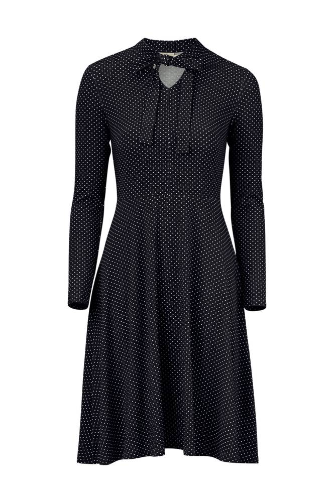 Jumperfabriken Elvy Dot Dress -mekko