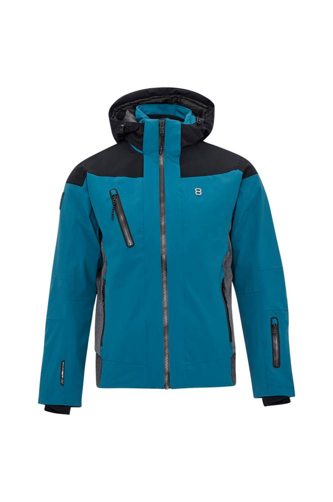 8848 Altitude Long Drive Jacket -laskettelutakki