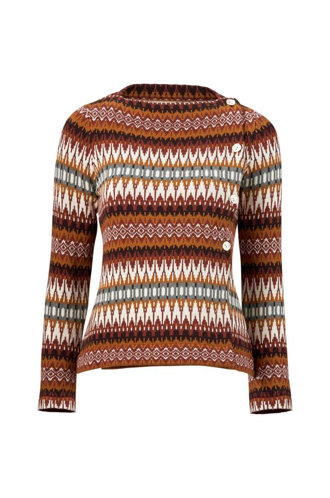 Jumperfabriken Siv Cotton Sweater -neuletakki