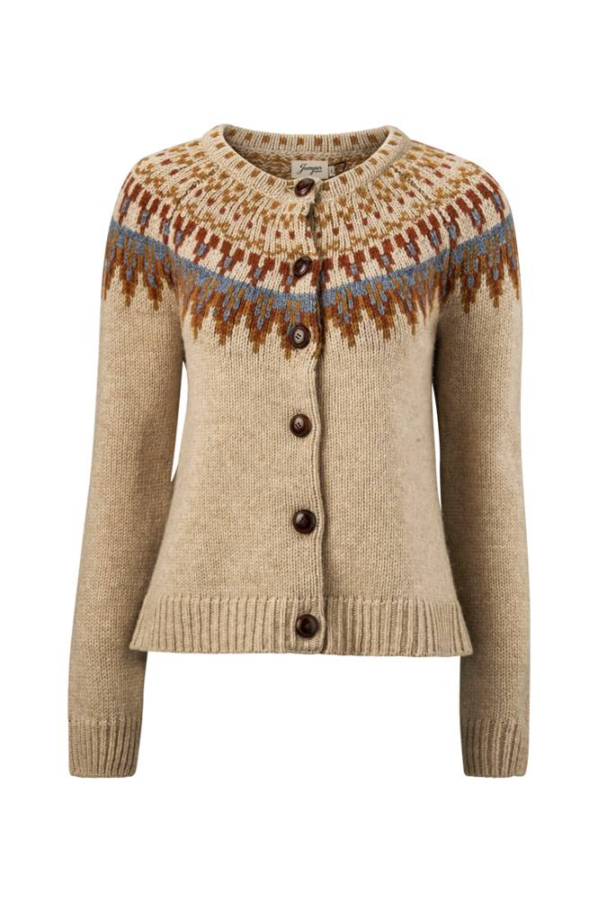 Jumperfabriken Joelle Sweater -neuletakki