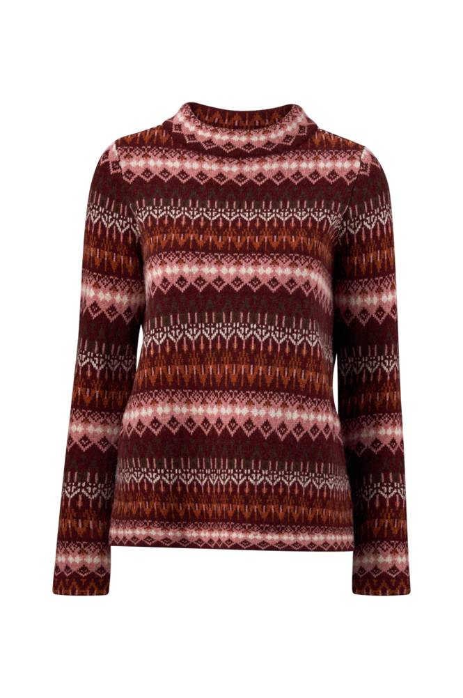 Jumperfabriken Gunnel Sweater -neulepusero