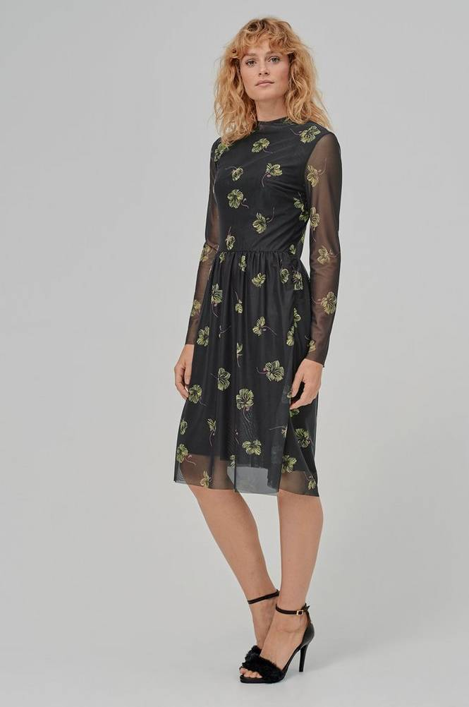 Soaked in Luxury Sonnet Dress -mekko