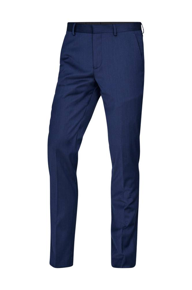 Image of Selected Homme SlhSlim-Mylobill Blue TRS B Noos -housut