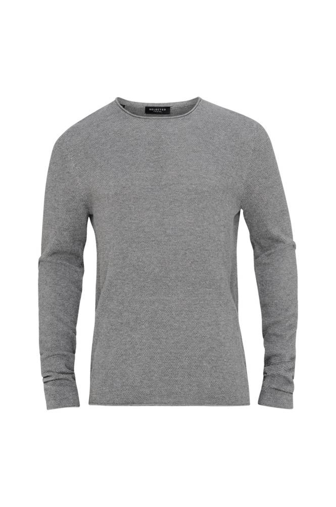 Selected Homme SlhRocky Crew Neck -neulepusero