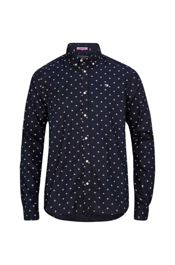 Scotch & Soda Classic Oxford Shirt -kauluspaita