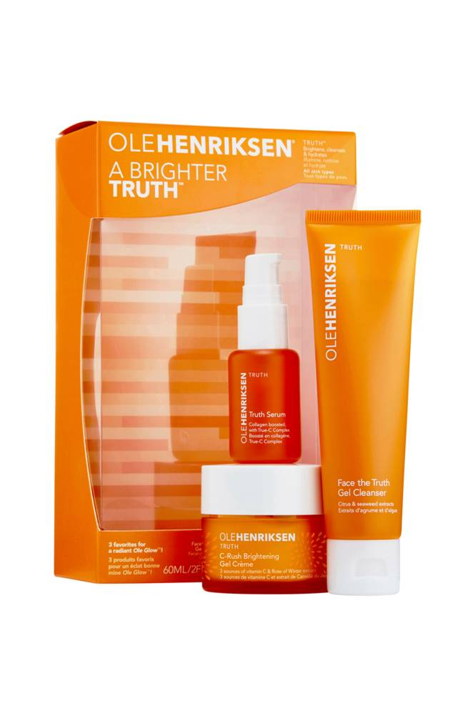 Ole Henriksen A Brighter Truth - Brightening Hydration Set