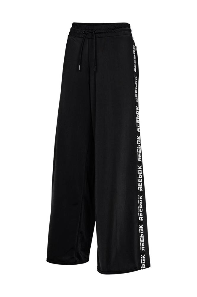Reebok Performance Wor Myt Knit Wide Leg Ant -treenihousut