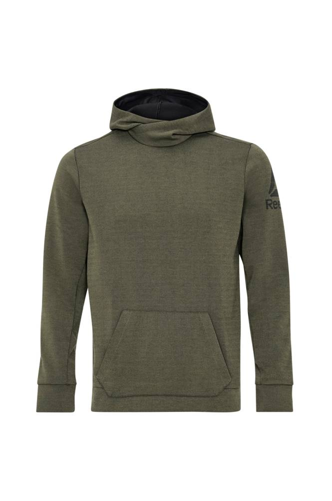 Reebok Performance Wor Double Knit Hoodie -huppari