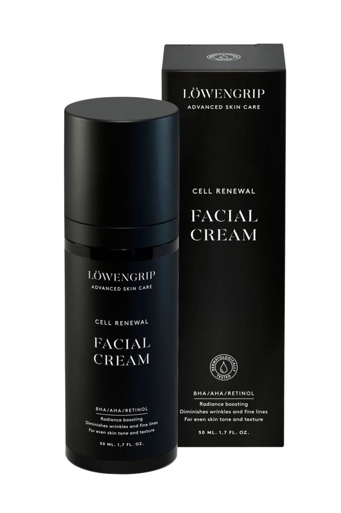 Löwengrip Advanced Skin Care - Cell Renewal Facial Cream 50ml