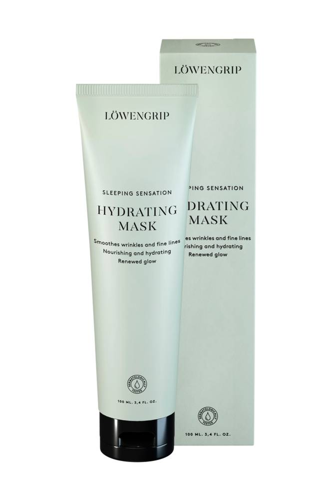 Löwengrip Sleeping Sensation - Hydrating Mask 100ml