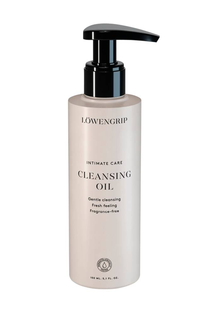 Löwengrip Intimate Care - Cleansing Oil 150ml