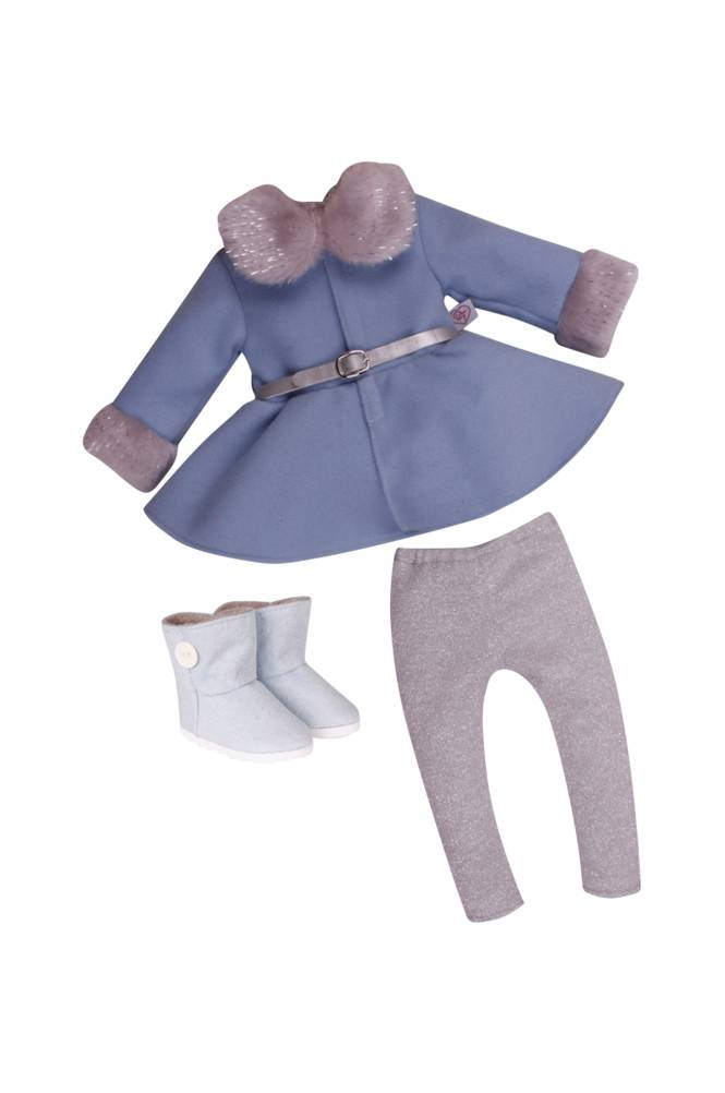 DesignaFriend Winter Wonderland outfit