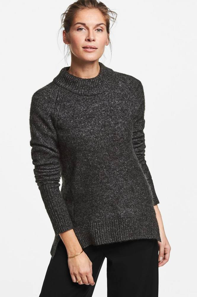MORE THAN BASIC The chunky knit -neulepusero