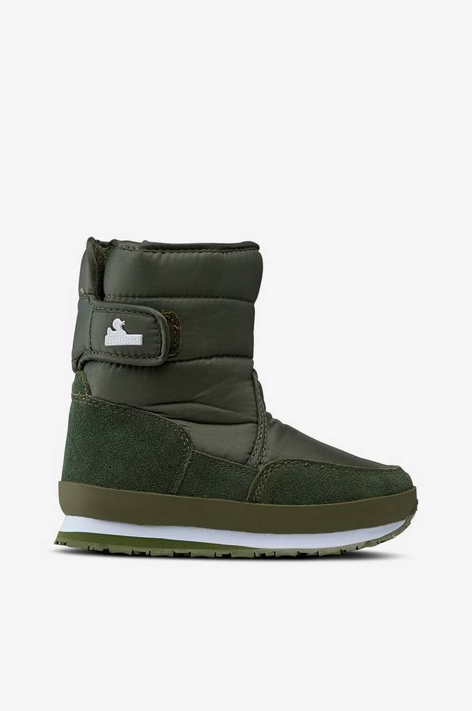 Rubber Duck Snowjogger RD Nylon Suede Solid