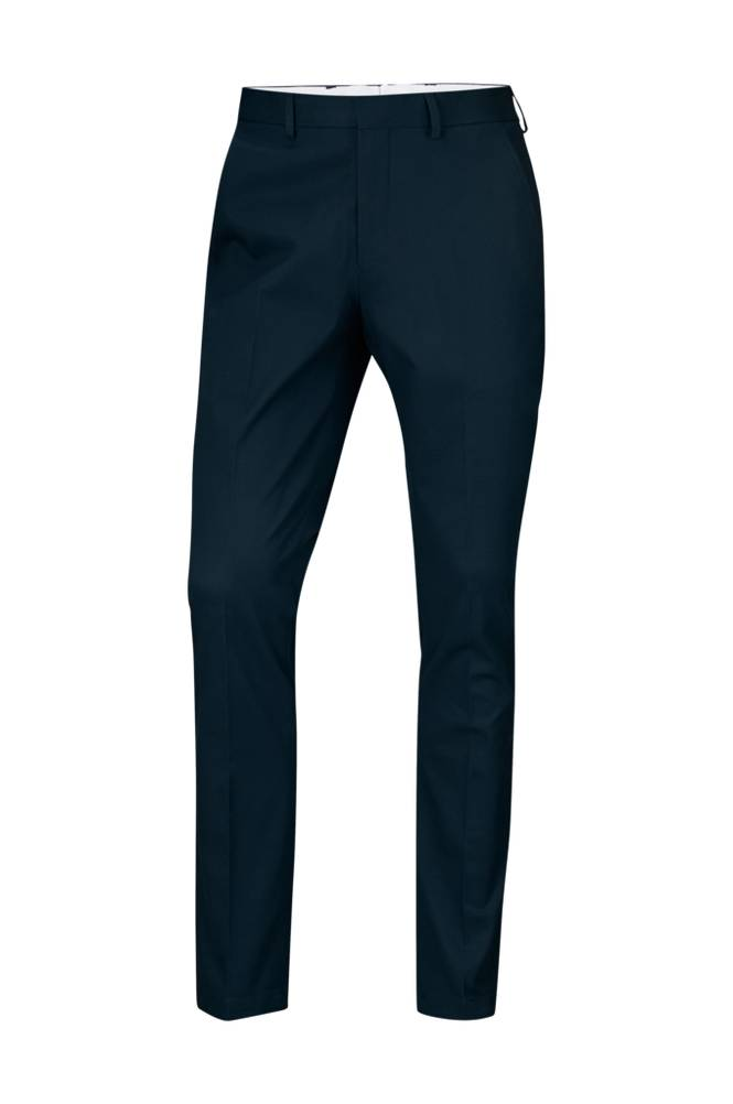 Selected Homme ShdSlim-Mathcot Navy Trouser STS -housut