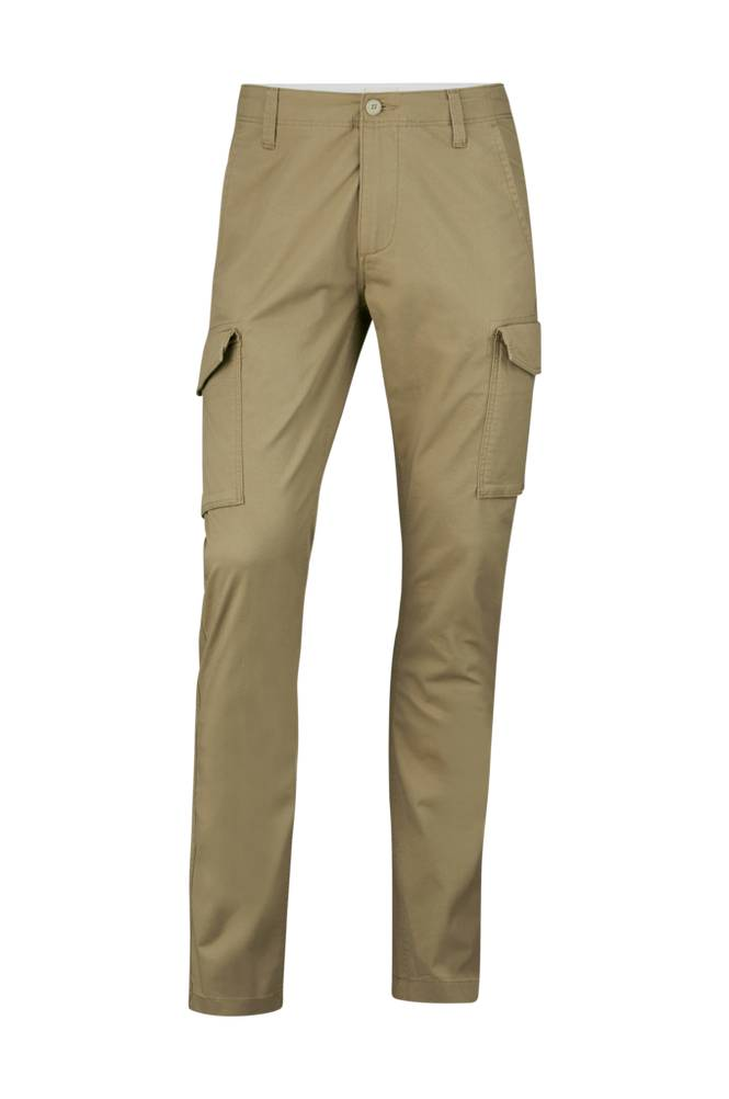 Dockers Alpha Cargo New British Khaki -housut