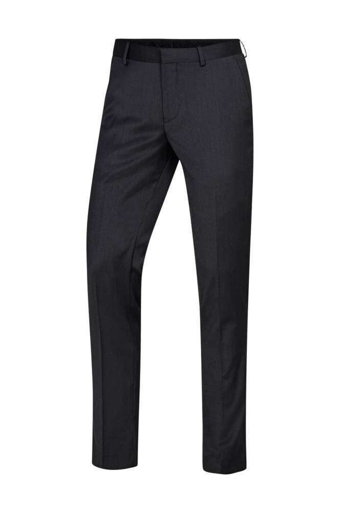 Image of Selected Homme SlhSlim-Mylobill Black TRS B Noos -housut