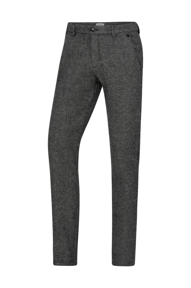 Selected Homme SlhSlim-Arval Houndstooth Pants -housut, slim fit