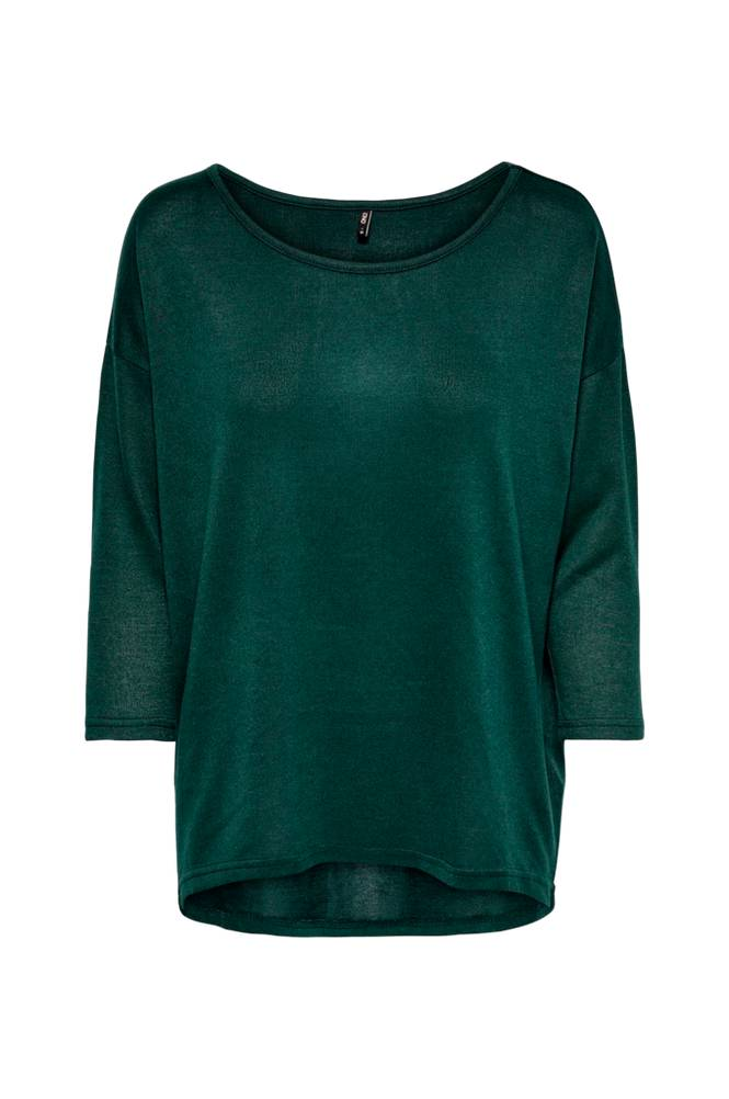 Only Carmakoma OnlElcos 4/5 Solid Top -neulepusero