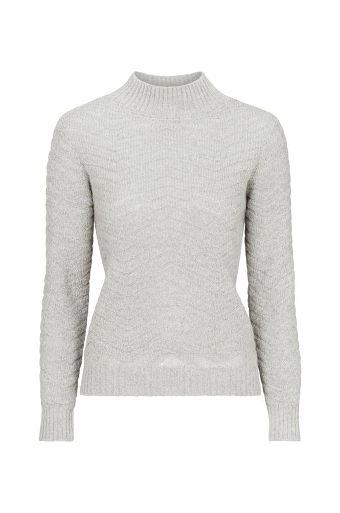 Y.A.S Beatrice Knit Pullover -pusero