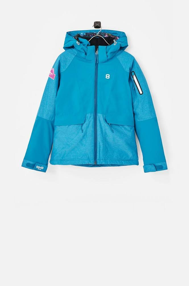 8848 Altitude Flower JR Jacket -talvitakki