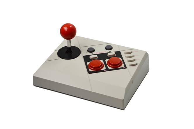 Steelplay Edge Arcade Stick Mini Nes