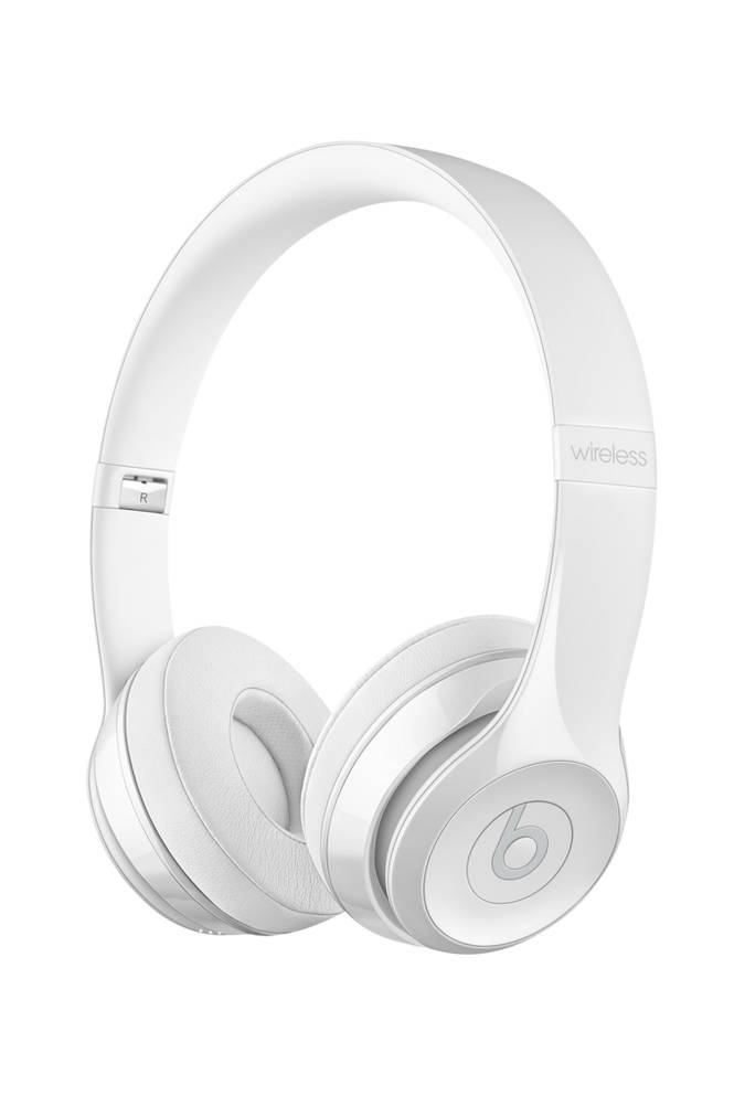 Beats by Dr.Dre Solo3 Wireless Gloss White