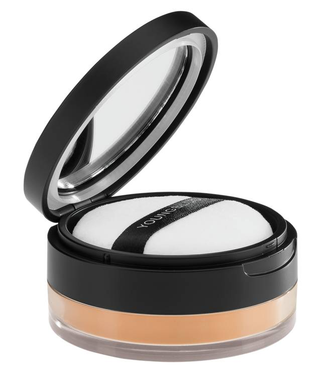 Youngblood Mineral Cosmetics Hi-Def Hydrating Loose Powder Warmth