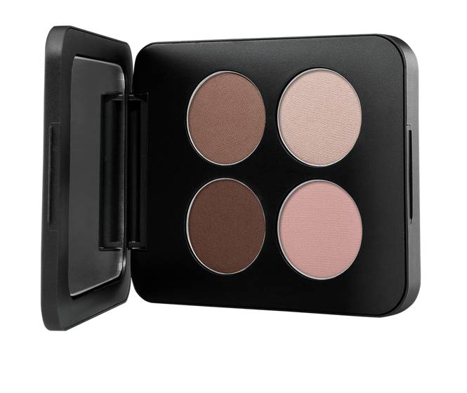 Youngblood Mineral Cosmetics Pressed Mineral Eyeshadow Quad