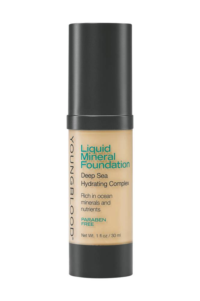 Youngblood Mineral Cosmetics Liquid Mineral Foundation